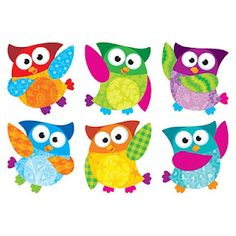 Love these owls and they match my colors. I may use this theme for next year. So cute!!!