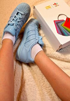 wholesale dealer 02a4e 91473  New In  Adidas Pharrell Williams Superstar Supercolor