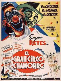 El Gran Circo Chamorro (1955) Latino