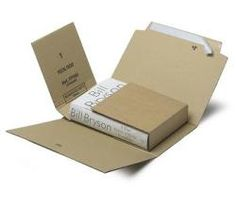 Packaging for books