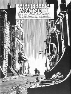 Will Eisner... The master of telling stories.  None is above him.