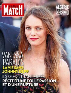 Paris Match n° 3294, édition iPad du 28 juin 2012. Vanessa Paradis en une, dossier spécial 50e anniversaire de la fin de la guerre d'Algérie.