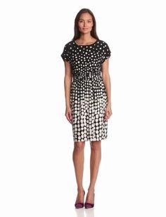 Amazon.com: Jessica Howard Women's Ruched Waist Dress: Clothing