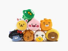 KAKAO FRIENDS Tsum Tsums