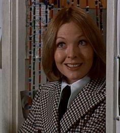 """Diane Keaton en """"Sueños de un Seductor"""" (Play it again, Sam), 1972"""