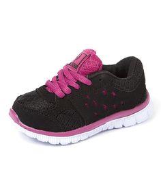 Black & Purple Sneaker