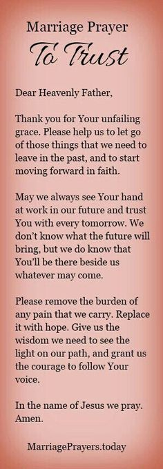 A marriage prayer to trust God with your future.: A marriage prayer to trust God with your future. Couples Prayer, Marriage Prayer, Godly Marriage, Marriage Relationship, Marriage Advice, Love And Marriage, Relationships, Strong Marriage, Prayer For Married Couples