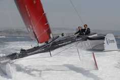 Extreme Sailing Pictures and Video