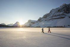 Snowshoe Banff National Park