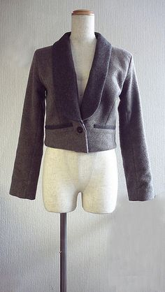 After: Bellatrix blazer! by verypurpleperson, via Flickr