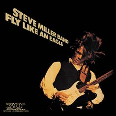 """Shop Steve Miller Band - Fly Like An Eagle (Vinyl Recor. When you think of classic rock albums, Steve Miller Band's """"Fly Like an Eagle"""" stands as a pillar for the generation. Steve Miller Band, Rock Album Covers, Music Album Covers, Music Albums, Blues Rock, 70s Music, Rock Music, Early Music, Lps"""
