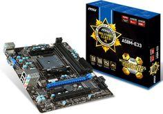 MSI A58M-E33 Motherboard - MSI : Flipkart.com