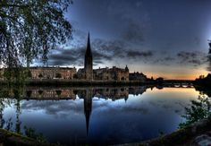 Dawn on the River Tay