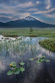 Mt. Bachelor by Marco Milanesi, via 500px