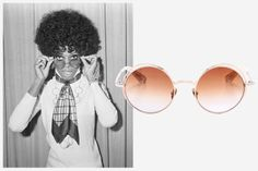 10 Iconic Women and Their Outfit-Making Sunglasses - Elle
