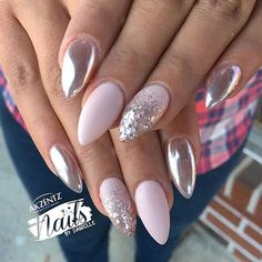 Almond Shape Nail