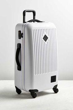 9d485a3ed0d1 Herschel Supply Co. Medium Trade Hardshell Suitcase Best Travel Bags, Mens Travel  Bag,