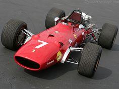 Old F1 Car