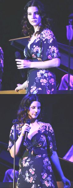 Feb.28, 2018: Lana Del Rey performing in Honolulu, Hawaii #LDR #LA_to_the_Moon_Tour