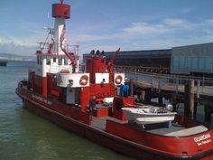 Guardian Fire Boat - San Francisco Fire Department