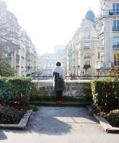 Paris's Promenade Plantée boasts cherry trees, rose bushes, and lavender plants.