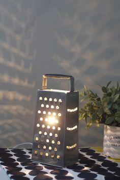 DIY Raastimesta lamppu! - VaniljaHouse - CASA Blogit