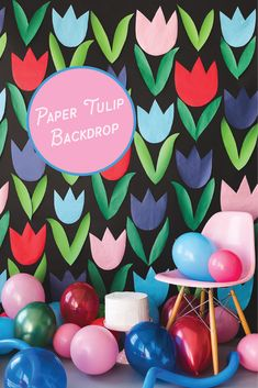 Are you ready for spring ?? We are! This sweet backdrop will make your buds won't be-leaf how cute it is. #spring #party #backdrop Party Hacks, Party Ideas, Do It Yourself Projects, Make It Yourself, Party Buffet, Spring Party, Diy Party Decorations, Event Decor, Holiday Parties