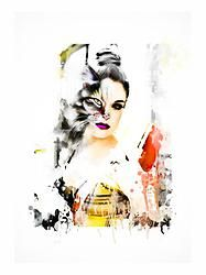 Kelly Cat Limited Edition Print