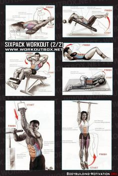 Personal Trainer - Sixpack Workout2
