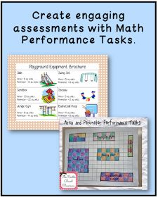 Minds in Bloom: Create Engaging Assessments with Math Performance Tasks