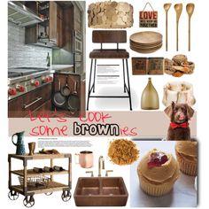 Home Decor {brownies}
