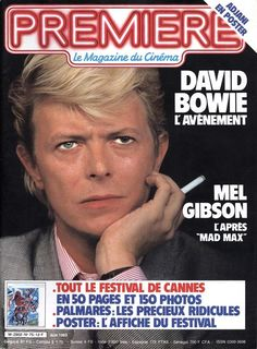 Premiere (French) - June 1983