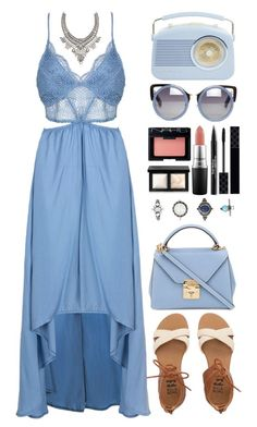 """""""BLUE WAVES // itsybitsy62"""" by itsybitsy62 ❤ liked on Polyvore featuring WithChic, Billabong, Forever 21, Linda Farrow, Mark Cross, NARS Cosmetics, MAC Cosmetics, Gucci, Trish McEvoy and Bare Escentuals"""