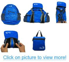 New Outlander Packable Water Resistant Handy Lightweight Travel ...