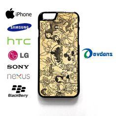 walt disney for iPhone, iPod, Samsung Galaxy,HTC,LG,Sony,Nexus,Blackberry
