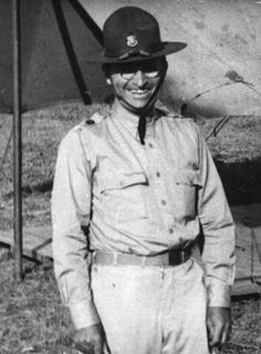 Captain Harry Truman served in France during WWI as commander of Battery D of the 129th Field Artillery from 1917-1919.
