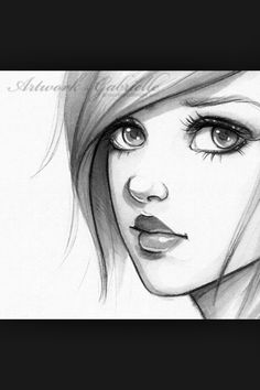 "This artist.her DeviantART accoutn is this piece is simply ""sketchbook drawing"" .all she needed was a mechanical pencil I love all her random female characters in this style! Cartoon Drawings, Sketches, Drawing People, Sketch Book, Sketchbook Drawing, Amazing Art, Beautiful Drawings, Sketchbook Drawings, Art"