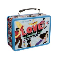 The Beatles Yellow Submarine Large Lunch Box - All eyes will be on you tomorrow…