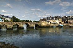 ROLY1499_Saint-Goustan - Port d'Auray Bretagne Morbihan France