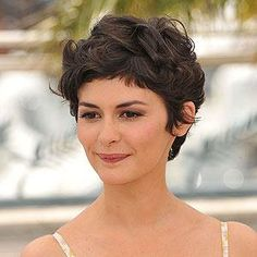 Audrey Tautou (French actress) http://www.imdb.com/name/nm0851582/