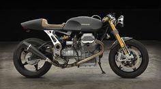 Moto Guzzi 1100 Sport by Moto Studio 1