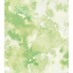 Keepsake Calico Cotton Fabric-In The Garden Green Watercolor (215 UAH) ❤ liked on Polyvore featuring backgrounds
