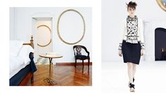 How to Get the Chanel Look at Home, opulent minimalism, Chanel style