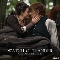 Season 4 of Outlander was supposed to stay in America with Jamie (Sam Heughan) and Claire (Caitriona Balfe) setting up new lives for themselves in Outlander Premiere, Watch Outlander, Outlander Season 4, Outlander Quotes, Outlander Tv Series, Romantic Things, Romantic Moments, Most Romantic, Romantic Quotes