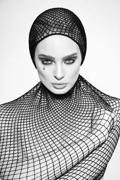 Lucy McIntosh by Khoa Bui for Fashionography