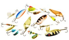 FISHING TECHNIQUES USING LURES