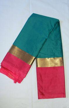 Soft silk cotton