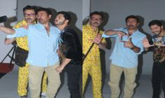 Actors of 'Poster Boys', Deol Brothers And Shreyas Talpade Spotted Having Fun On The Sets