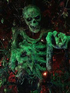 Slender - The Witches Necropolis - Halloween 2015 - Gourdin Fester