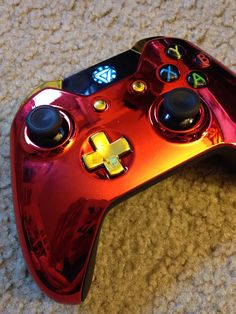 #Destiny Controller <=== I don't know where you guys see Destiny anything... This is Iron Man...